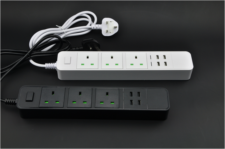 UK Smart platooninsert charger