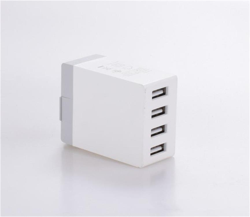 5V2.4A 4USB travel charger
