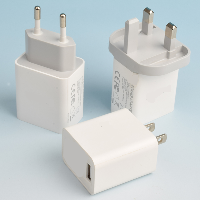 5V2.4A USB travel charger